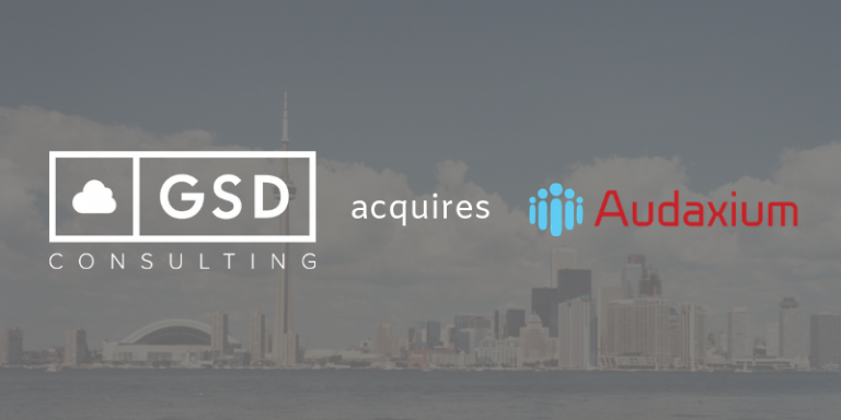 GSD Company (Now Plative) Acquires Audaxium, Expands to NetSuite Practice
