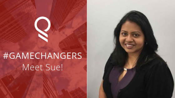 #PlativeGameChangers | Meet Sue Bhuvan!