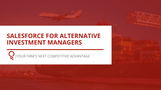 Salesforce for Alternative Investment Management: Your Firm's Next Competitive Advantage