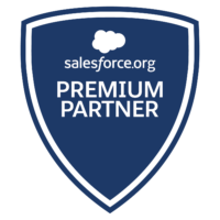 Logo, Salesforce Premium Partner