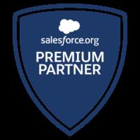 Logo, Salesforce Premium Partner