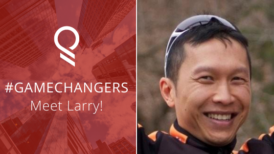 #PlativeGameChangers | Meet Larry Woo!