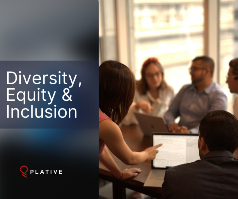 Q4 2020 State of Diversity, Equity, and Inclusion at Plative