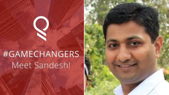 Plative Gamechangers | Meet Sandesh!