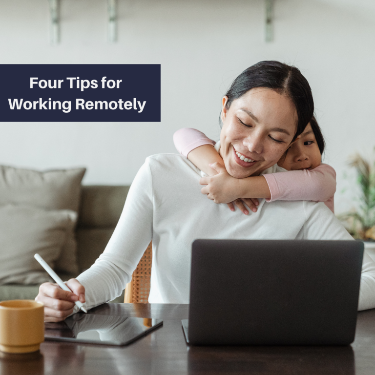 Four Tips for a Successful #WorkFromAnywhere Lifestyle