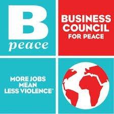 Logo Business Council for Peace (Bpeace)