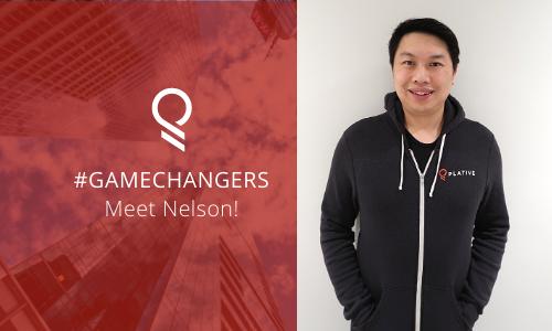 #PlativeGameChangers | Meet Nelson Liu!