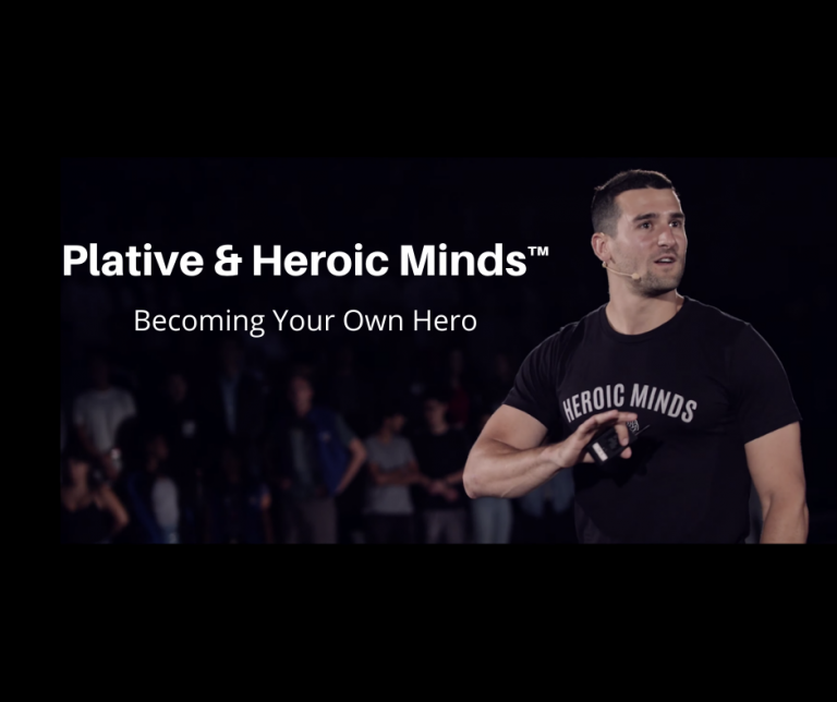 Plative & Heroic Minds: Becoming Your Own Hero