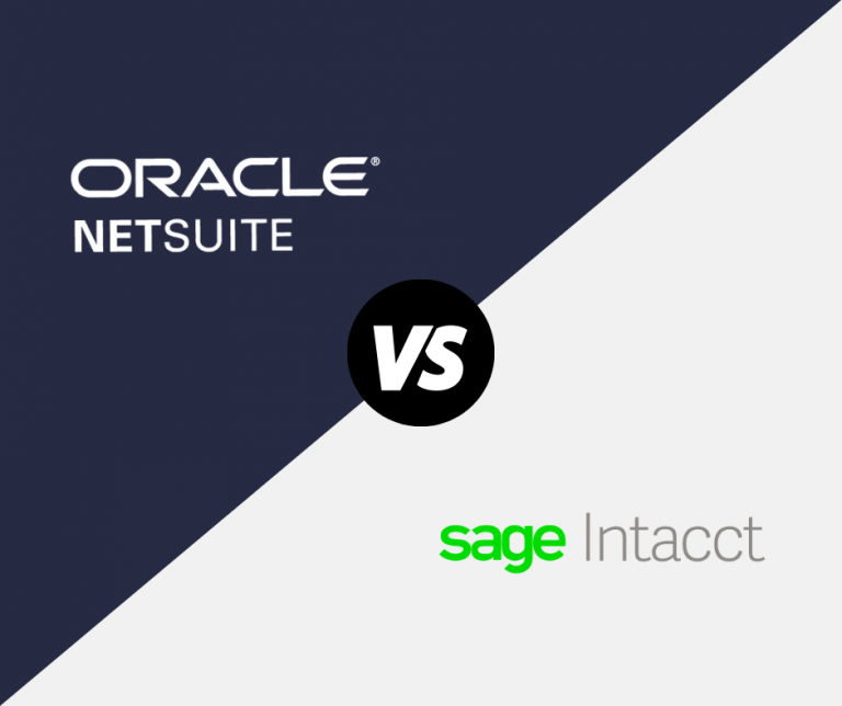 Oracle NetSuite vs. Sage Intacct