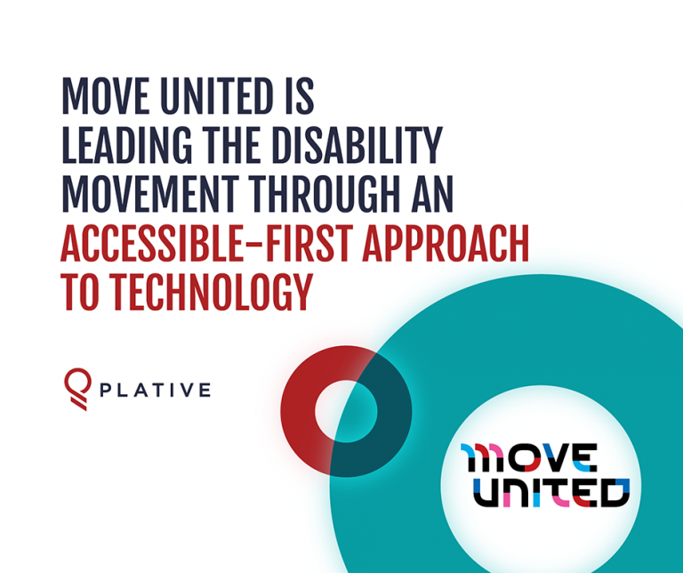 Move United is Leading the Disability Movement Through an Accessible-First Approach to Technology