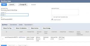 Workflow in NetSuite