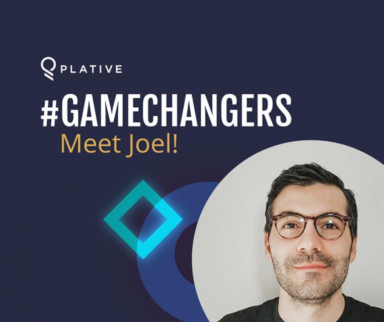 #PlativeGameChangers   Meet Joel Salazar!