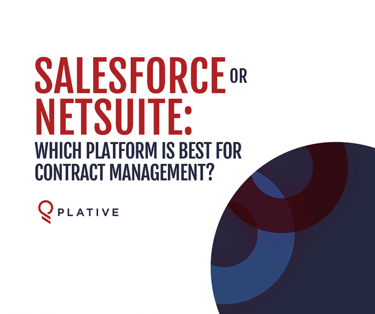 Salesforce or NetSuite: Which Platform is Best for Contract Management?